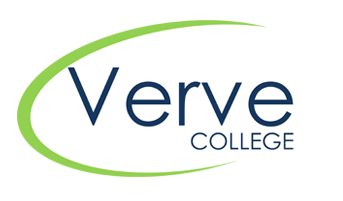 Verve College logo