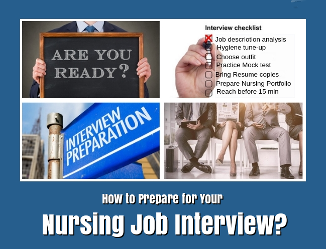 Nursing Job Interview